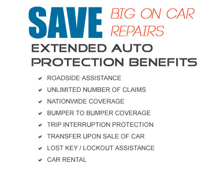 buy used car extended warranty